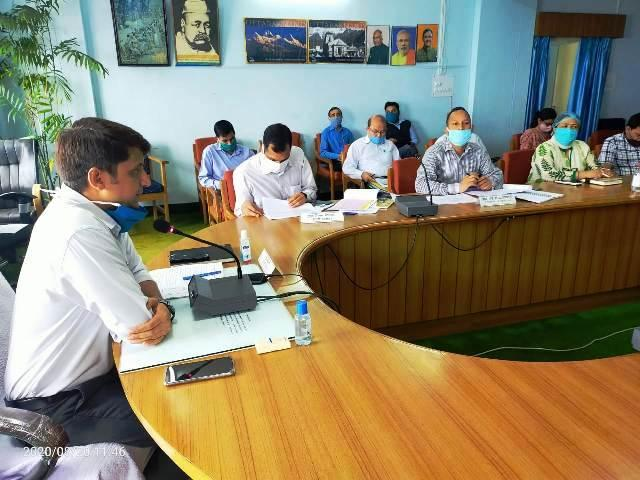 27 crore of the total sanctioned amount of district plan in Tehri will be spent on self-employment creation