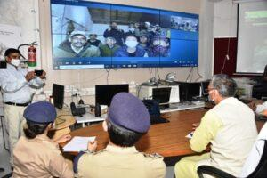 CM launches latest system of communication QDA
