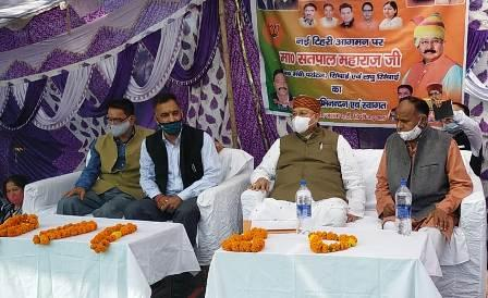 Government constantly endeavors to solve problems like mountain of mountain: Satpal Maharaj