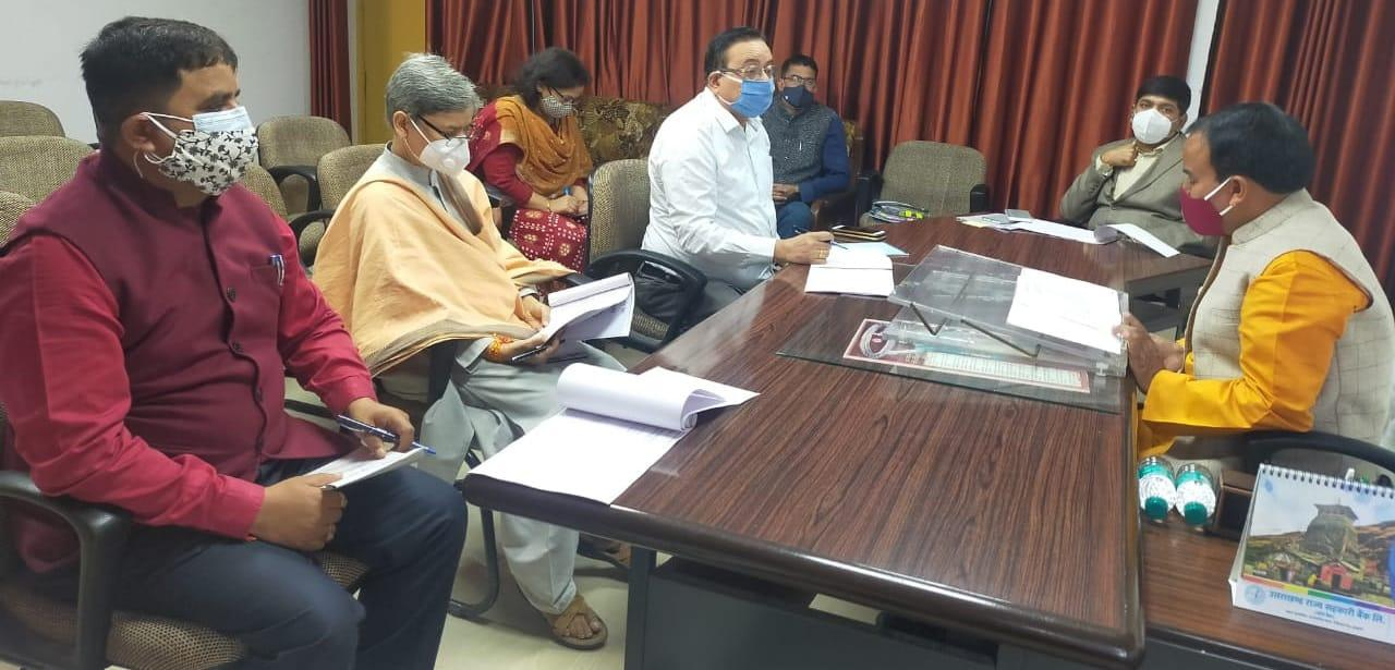 राज्य स्थापना दिवस पर किसानों एवं बेरोजगार युवाओं के लिए शून्य ब्याज दर पर 03 लाख रूपये के ऋण की सौगात: डॉ. रावत