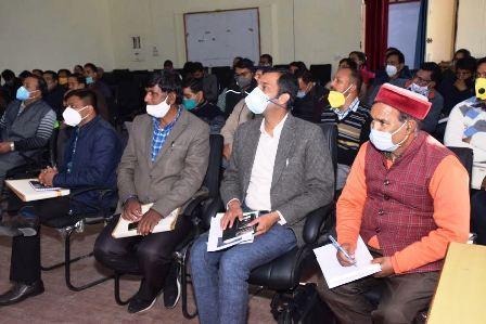 सतत् विकास लक्ष्यों के स्थानीयकरण विषय पर आयोजित दो दिवसीय कार्यशाला संपन्न