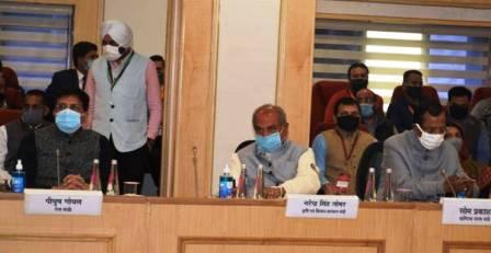 किसान संगठनों के साथ पांचवें दौर की बैठक भी सकारात्मक रही