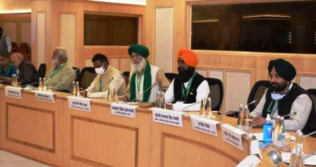 Fifth round meeting with farmer organizations was also positive