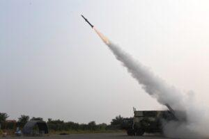 Successful test of Akash-NG missile