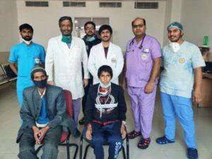 AIIMS doctors operated 3 valves of heart of teenager suffering from Marfan syndrome