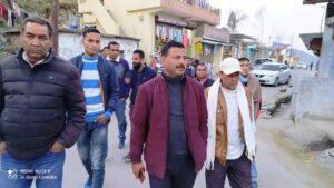 Meeting of UJP workers held in Nakot regarding Mission 2022