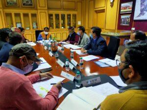 राष्ट्रीय रैंकिंग की तैयारी में जुटे विश्वविद्यालय : डॉ धन सिंह