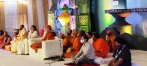 कोविड की तमाम बंदिशों के बावजूद भी बहुत अच्छे से चल रहा है कुंभ का आयोजन: महामंडलेश्वर स्वामी ज्ञानानंद जी