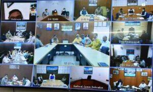 मुख्यमंत्री ने वनाग्नि की घटनाओं को अत्यंत गम्भीरता से लेते हुए वनाग्नि प्रबंधन की समीक्षा बैठक में अधिकारियों को दिए जरूरी निर्देश