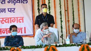 मानसून आगमन से पूर्व सभी तैयारियां पूरी कर लें अधिकारी: मुख्यमंत्री