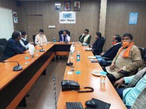 उर्गम घाटी के भू-कटाव से प्रभावित क्षेत्र के लोगों का किया जाएगा पुनर्वास: डॉ. धन सिंह रावत