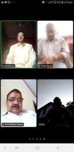 नारद जयंती वर्चुअल संवाद: पत्रकारों को मनन करना चाहिए कि नारद जी के आदर्शों को जीवन में कैसे उतारा जाए
