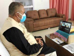 कोविड की तीसरी लहर आने की आशंकाओं को मद्देनजर अस्पताल में बच्चों के लिए अलग से व्यवस्था बनायें: गणेश जोशी