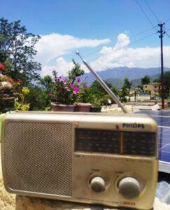 गढ़वाली भाषा में प्रचार-प्रसार हेतु सामुदायिक रेडियों स्टेशन खोलने की प्रोत्साहन नीति
