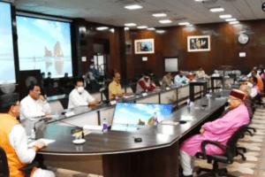 Cabinet Meet: मुख्यमंत्री ने दिए निर्देश, 22 हजार कर्मियों की होगी भर्ती, उपनल कर्मियों की मांगों पर भी होगा निर्णय