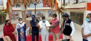 कारगिल विजय दिवस: बौराड़ी में नवनिर्मित युद्ध स्मारक का विधायक डॉ. नेगी ने किया लोकार्पण