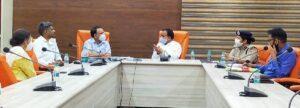 कैबिनेट में आयेगा आपदा प्रबंधन एवं पुनर्वास विभाग का ढांचा: Dr. Dhan Singh Rawat
