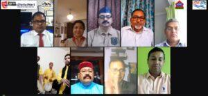 डिजिटल भारत का एक वेबिनार: सरहद पार गूंजी उत्तराखंड की संस्कृति, ऑनलाइनकार्यक्रममेंउत्तराखंडकेकलाकारोंनेदीलाइवप्रस्तुति
