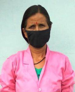 खडवालगांव की आशा कार्यकत्री श्रीमती पुरणी देवी को कोरोना वारियर्स सम्मान से नवाजेंगे मुख्यमंत्री
