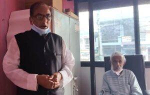 श्री देव सुमन व्याख्यानमाला आयोजित की गई।