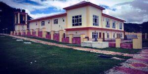 सेम मुखेम में नवनिर्मित पर्यटन आवास गृह का प्रभारी मंत्री डॉ हरक सिंह रावत ने किया वर्चुअल उद्धघाटन
