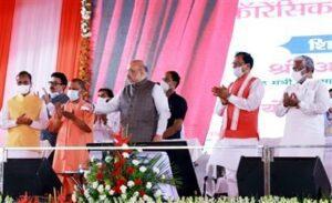 केंद्रीय गृह मंत्री श्री अमित शाह ने लखनऊ में उत्तर प्रदेश स्टेट इंस्टिट्यूट ऑफ फॉरेंसिक साइंसेज का किया शिलान्यास