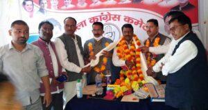 कांग्रेस पार्टी के जनपद टिहरी गढ़वाल के सह प्रभारी बालेश्वर सिंह ने कांग्रेस कार्यालय में संगठन और 2022 विधानसभा चुनाव को लेकर तैयारियों की समीक्षा बैठक की।