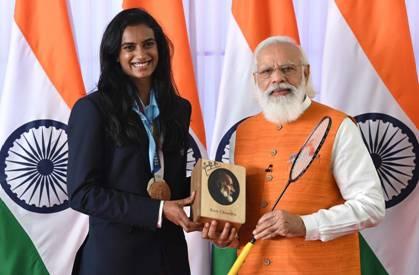 कामयाबी को आदत बनाने वाली लड़की: भारतीय स्टार शटलर पीवी सिंधु